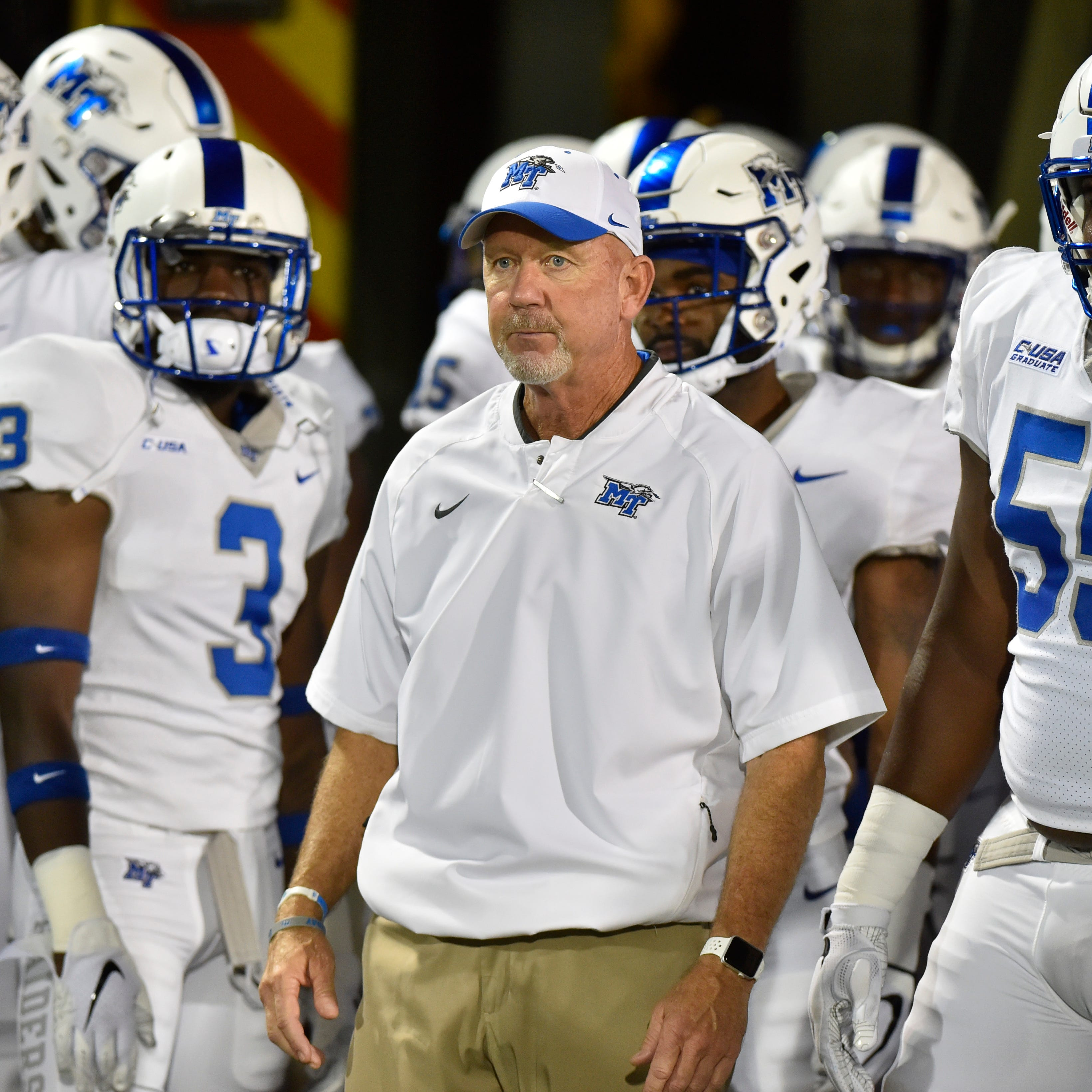 MTSU football vs. Charlotte: Five things to watch