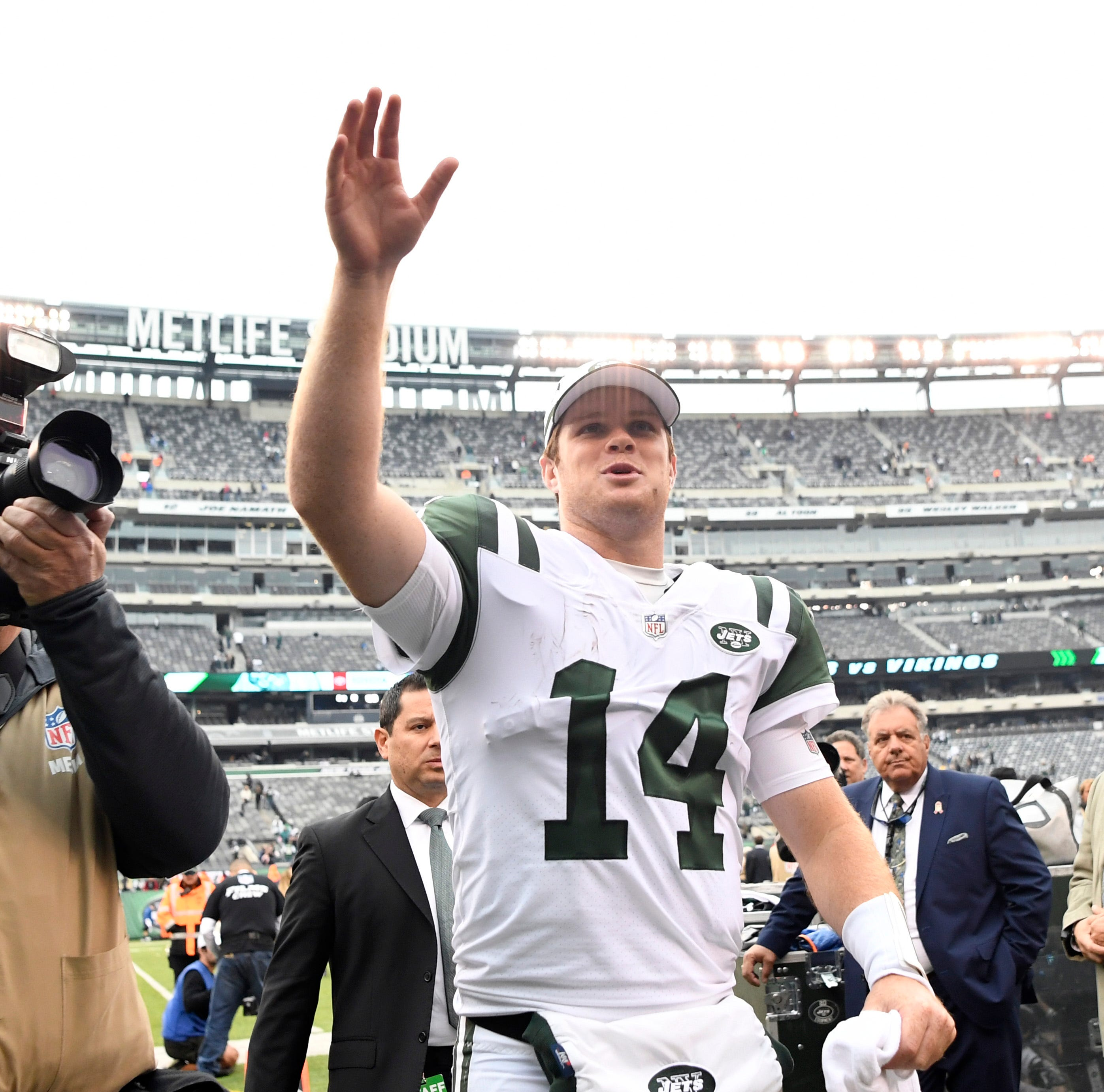 What Jets QB Sam Darnold must do to make his final four games a success