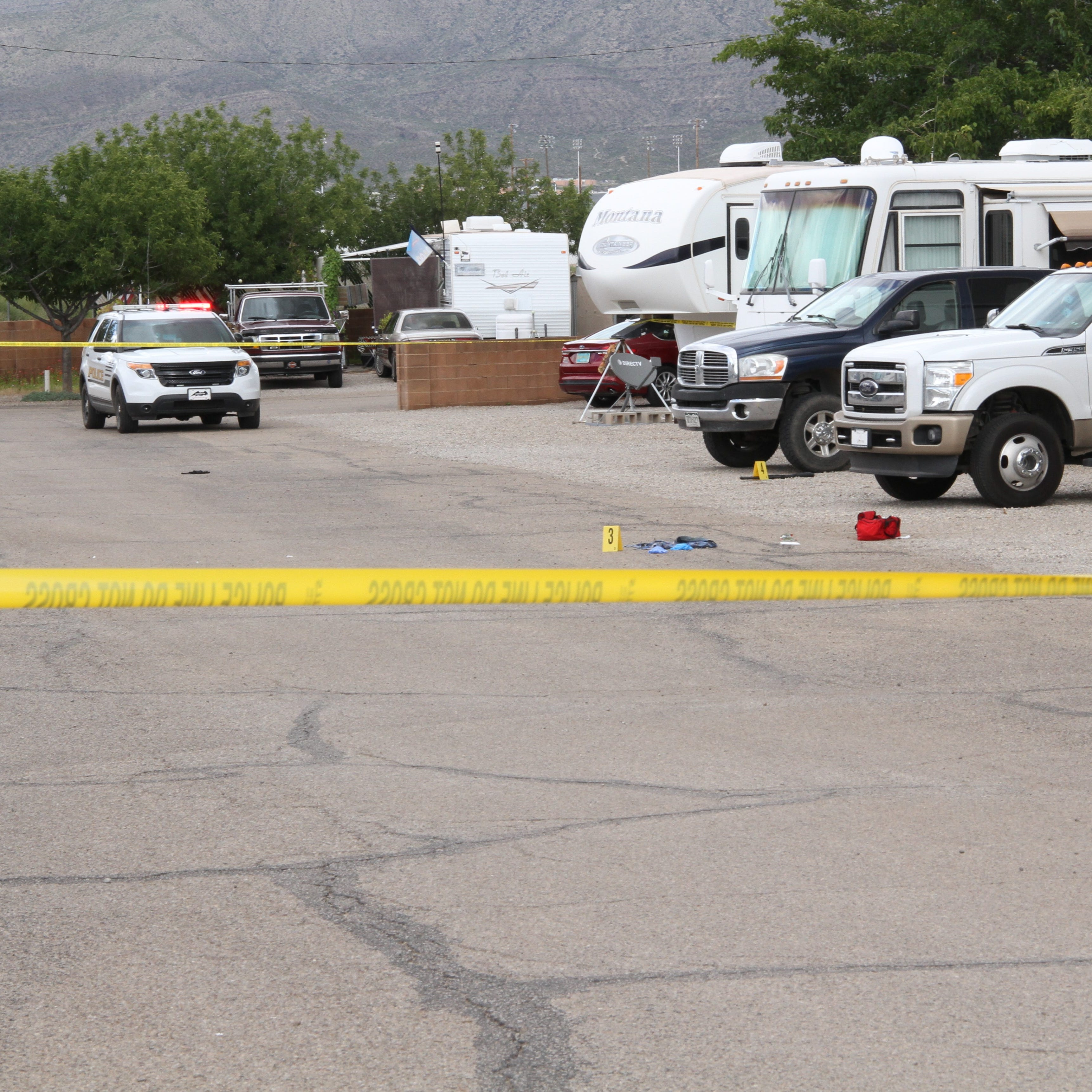 NM State Police investigating officer involved shooting