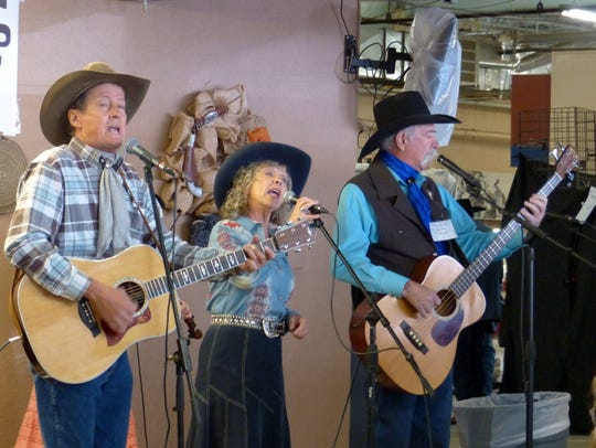 Music, including the local Flying J Wranglers, also was on the menu at the symposium.
