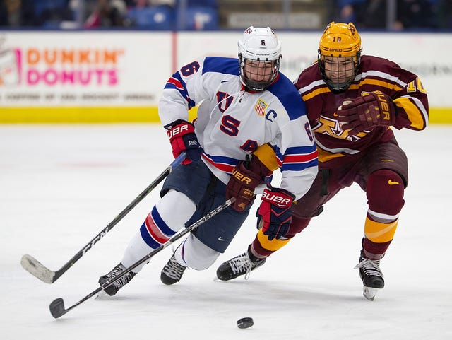 Detroit Red Wings want Jack Hughes bad  And here's why