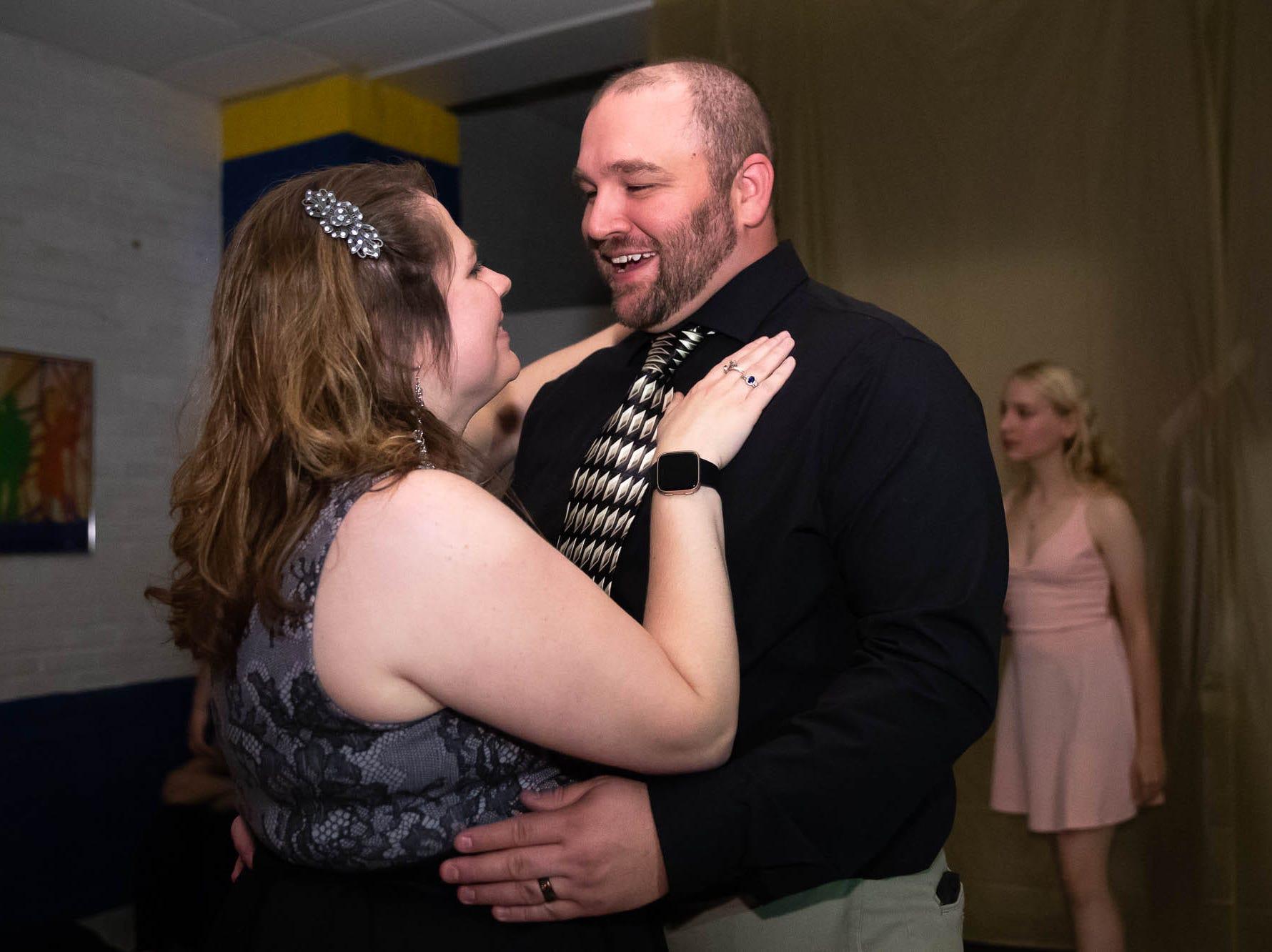 Littlestown High School held its homecoming dance, Saturday, Oct. 13, 2018, at Littlestown High School.