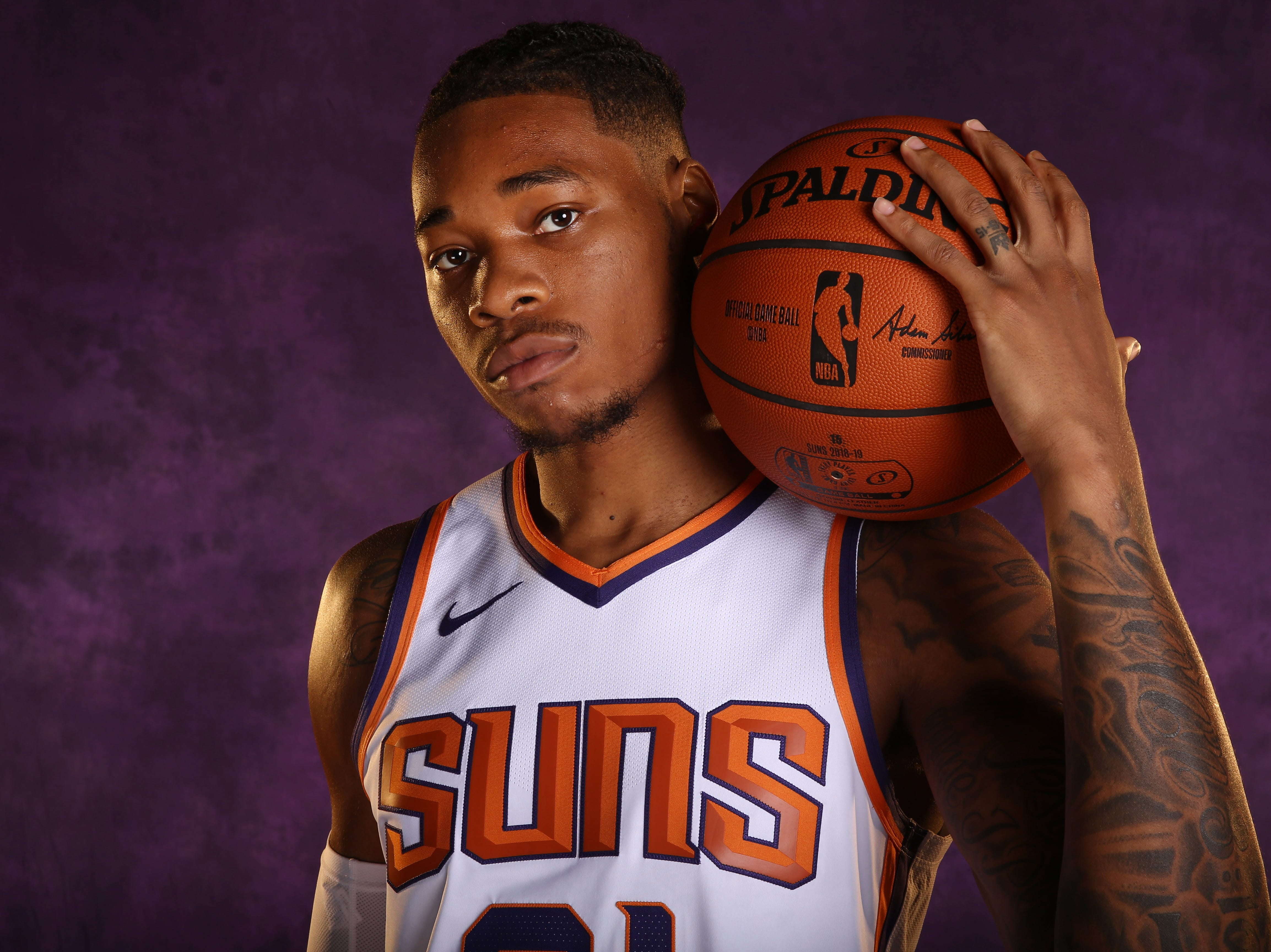 Richaun Holmes || Position: Forward || Height/Weight: 6-10, 235