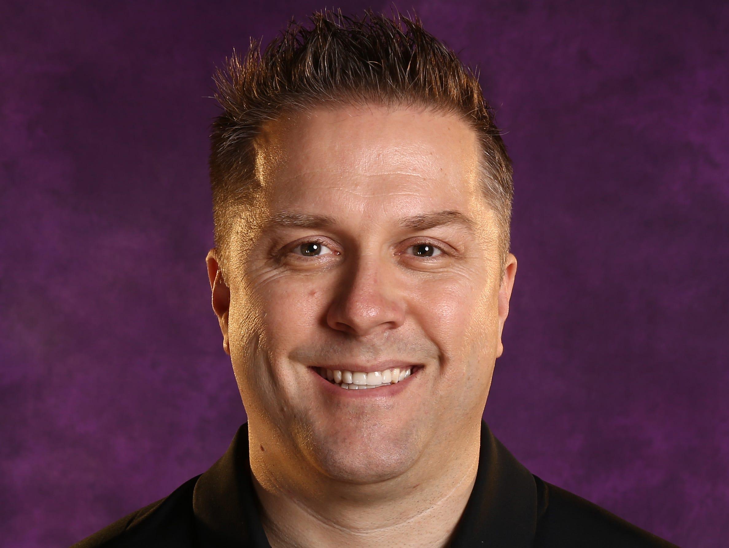 Jason Staudt    Assistant Coach    1st Year