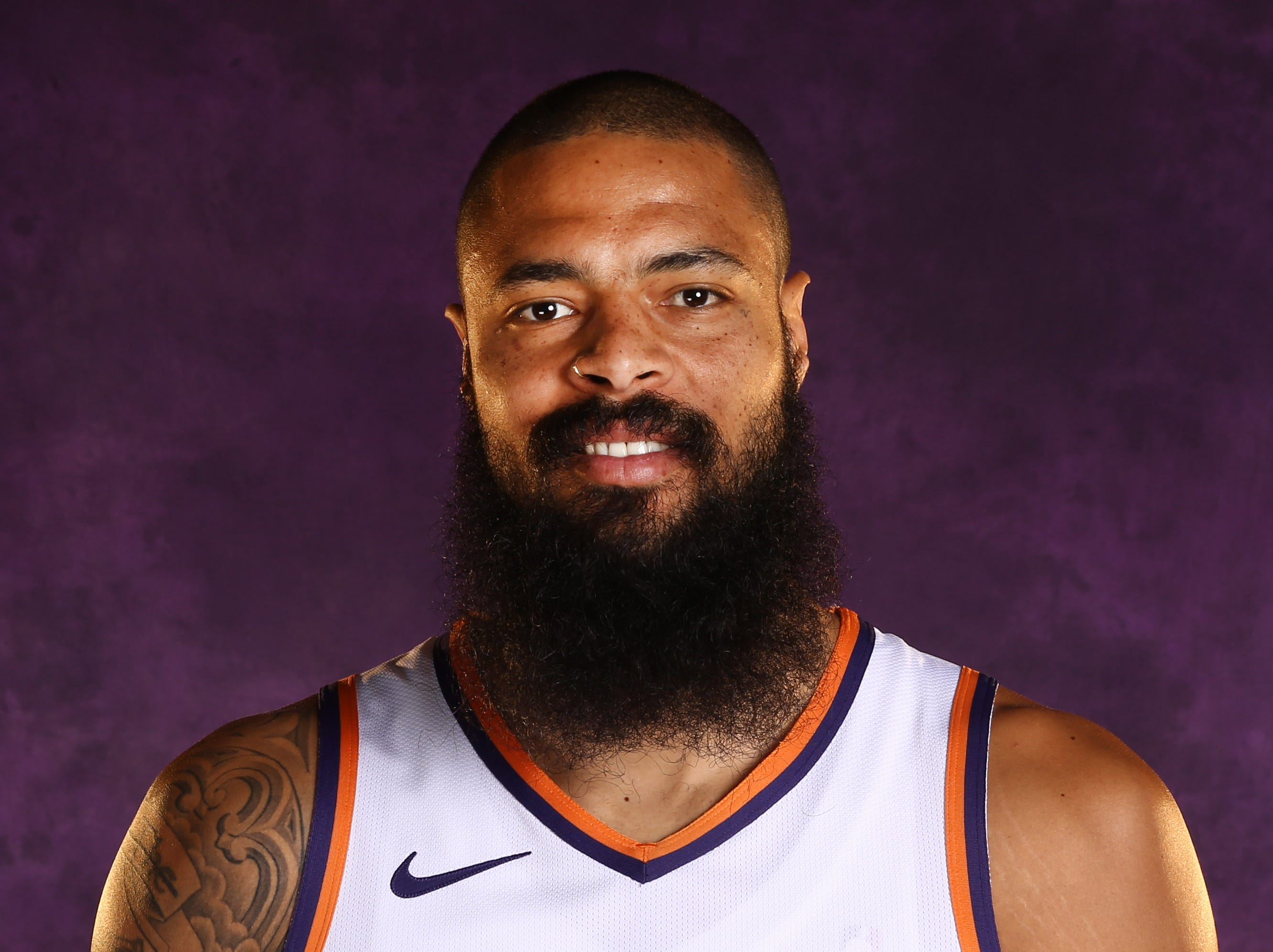 Tyson Chandler || Position: Center || Height/Weight: 7-1, 240