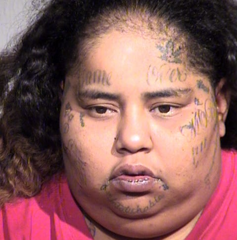 Woman charged with manslaughter after pedestrian struck, killed at Phoenix gas station