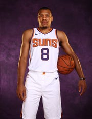 George King was drafted out of Colorado by the Suns with the 59th overall pick in the second round of the 2018 NBA draft.