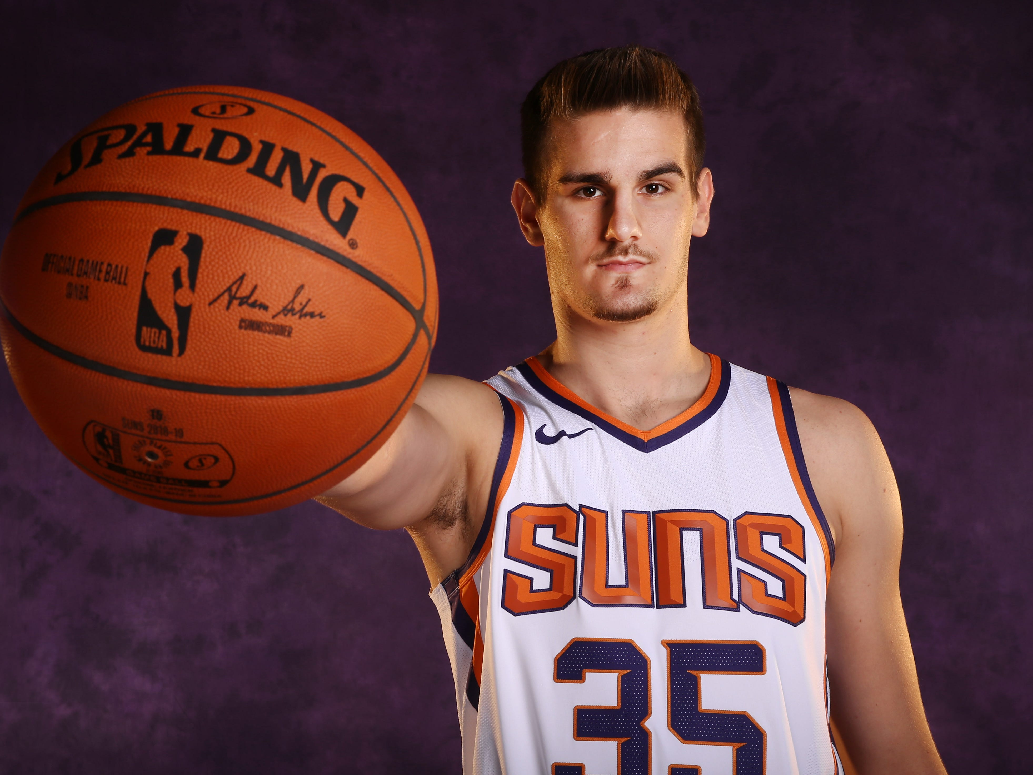 Dragan Bender || Position: Forward || Height/Weight: 7-1, 225