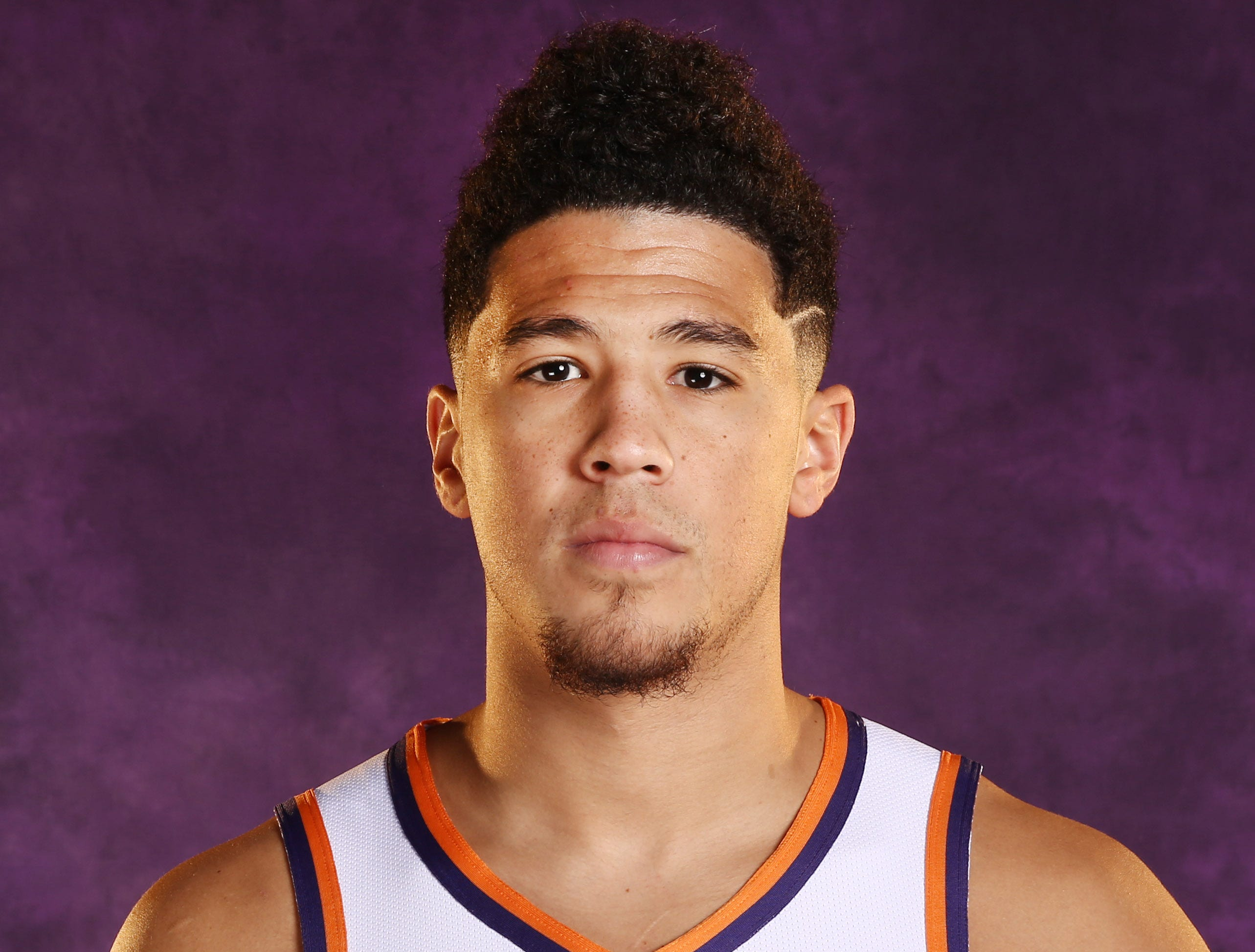 Devin Booker || Position: Guard || Height/Weight: 6-6, 210