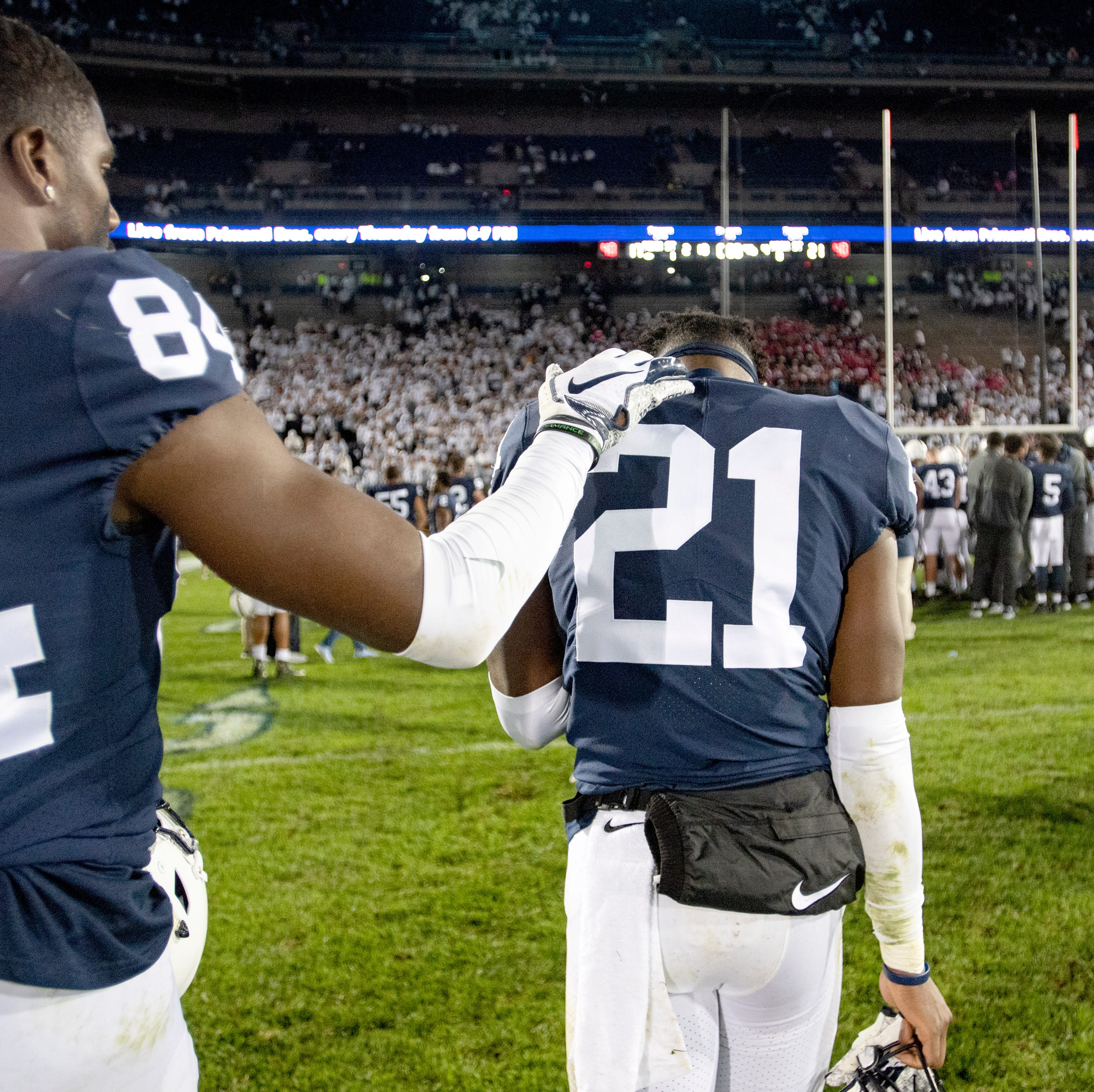 Penn State at a crossroads: Saving a season starts with fixing the offense