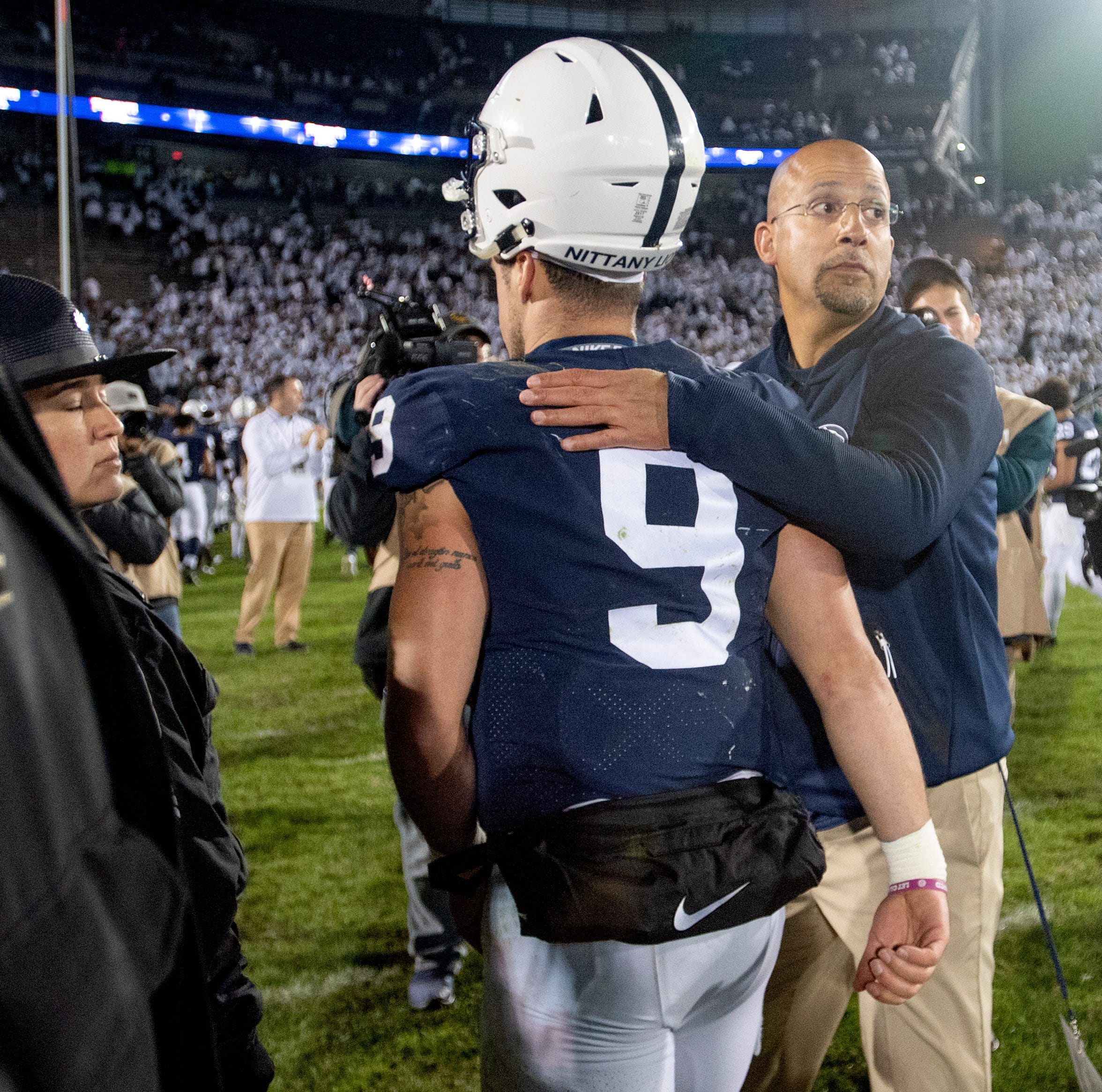 James Franklin focuses on fixing small leaks to get Penn State back on track at Indiana