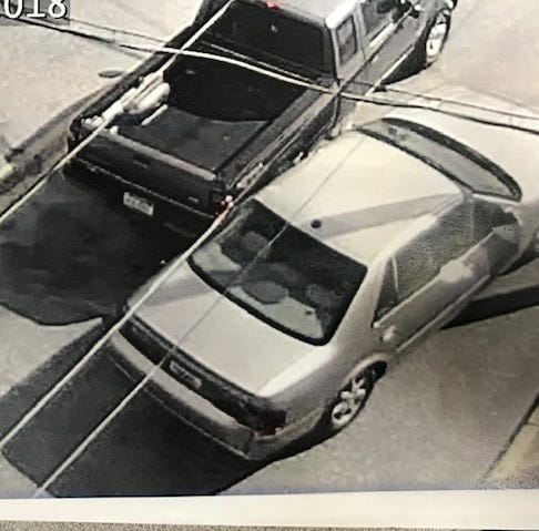 Seen this car? Cops look for York County hit-and-run vehicle