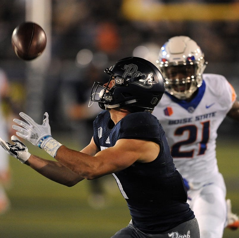 Boise State 31, Nevada 27: Pack closes gap on Broncos, but no 'W'
