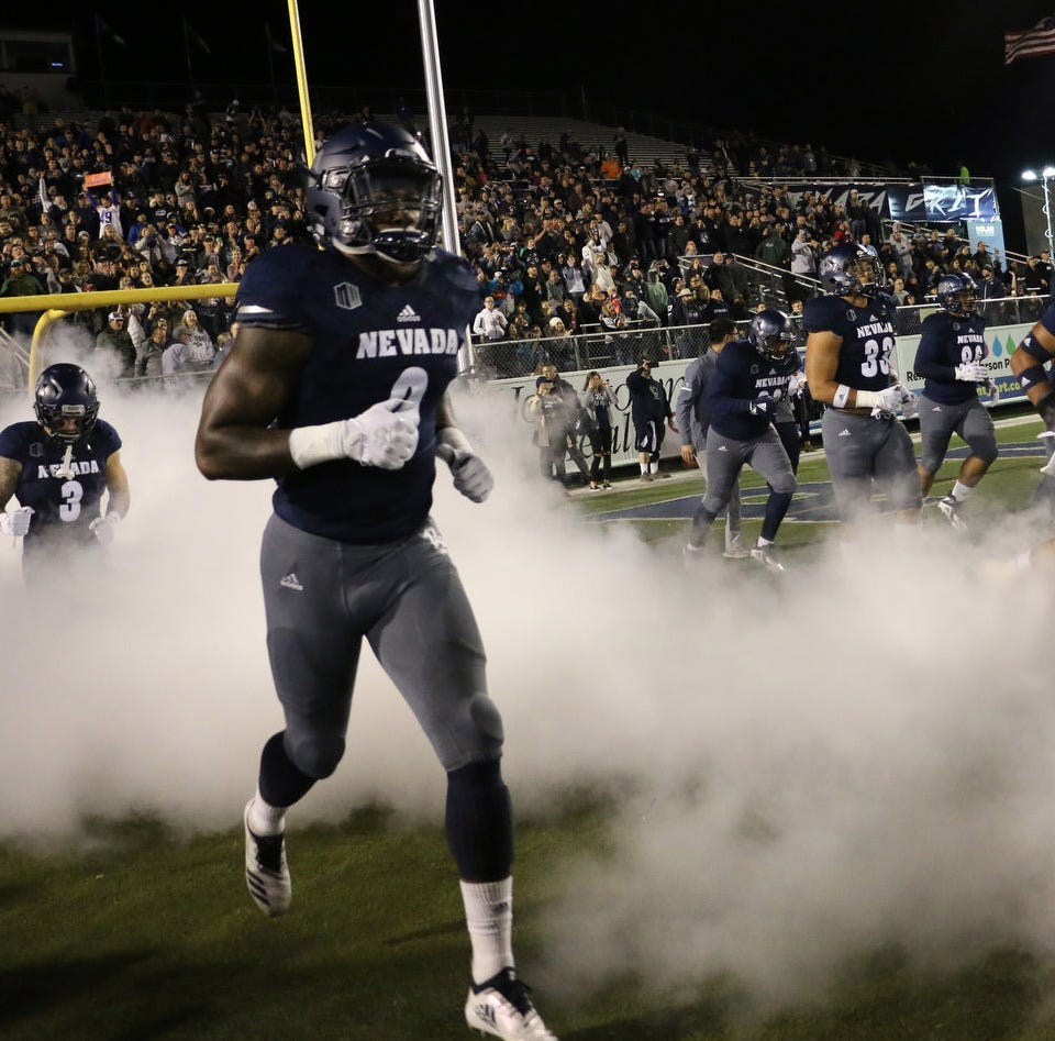 Colorado State at Nevada: Live updates from Mackay Stadium