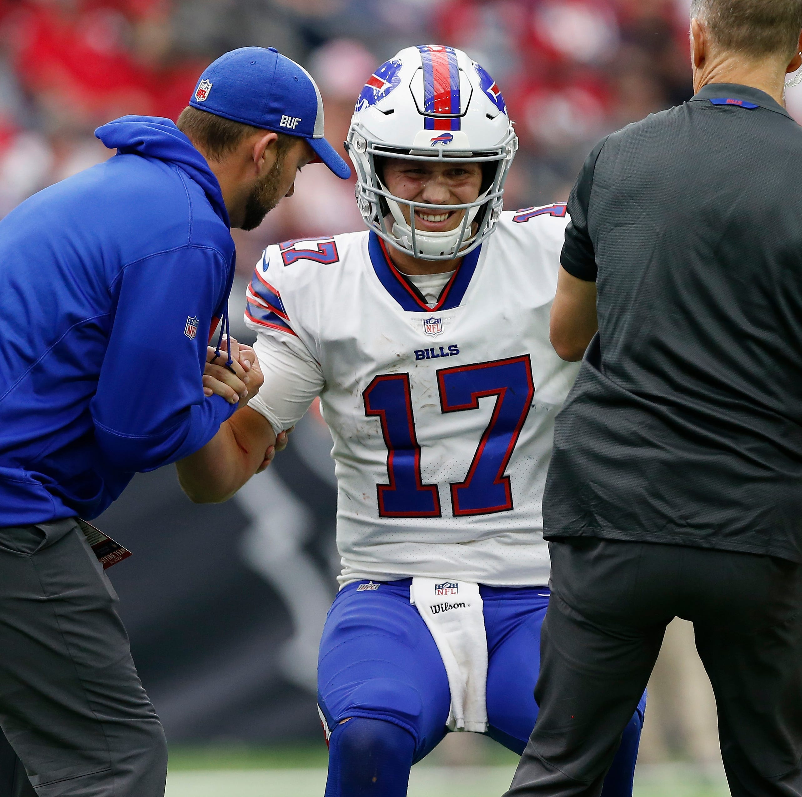 Bills' quarterback situation has hit rock bottom and Peterman, Benjamin need to go