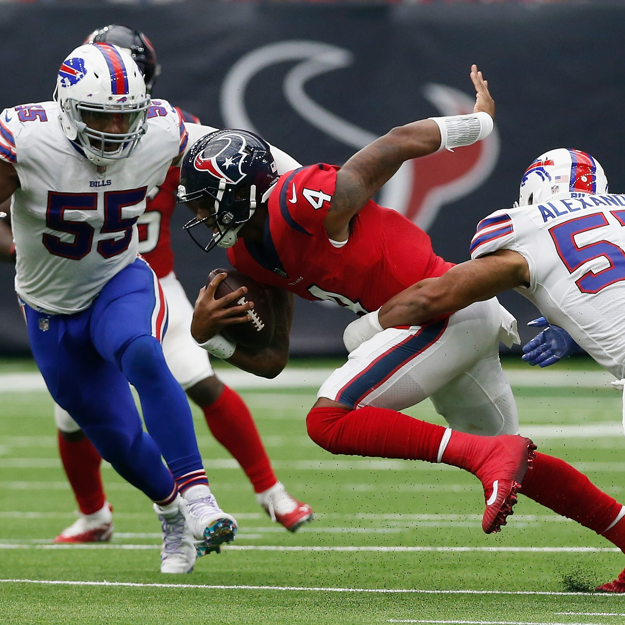 Bills defense on a roll but will luck hold out against Andrew Luck and Colts?