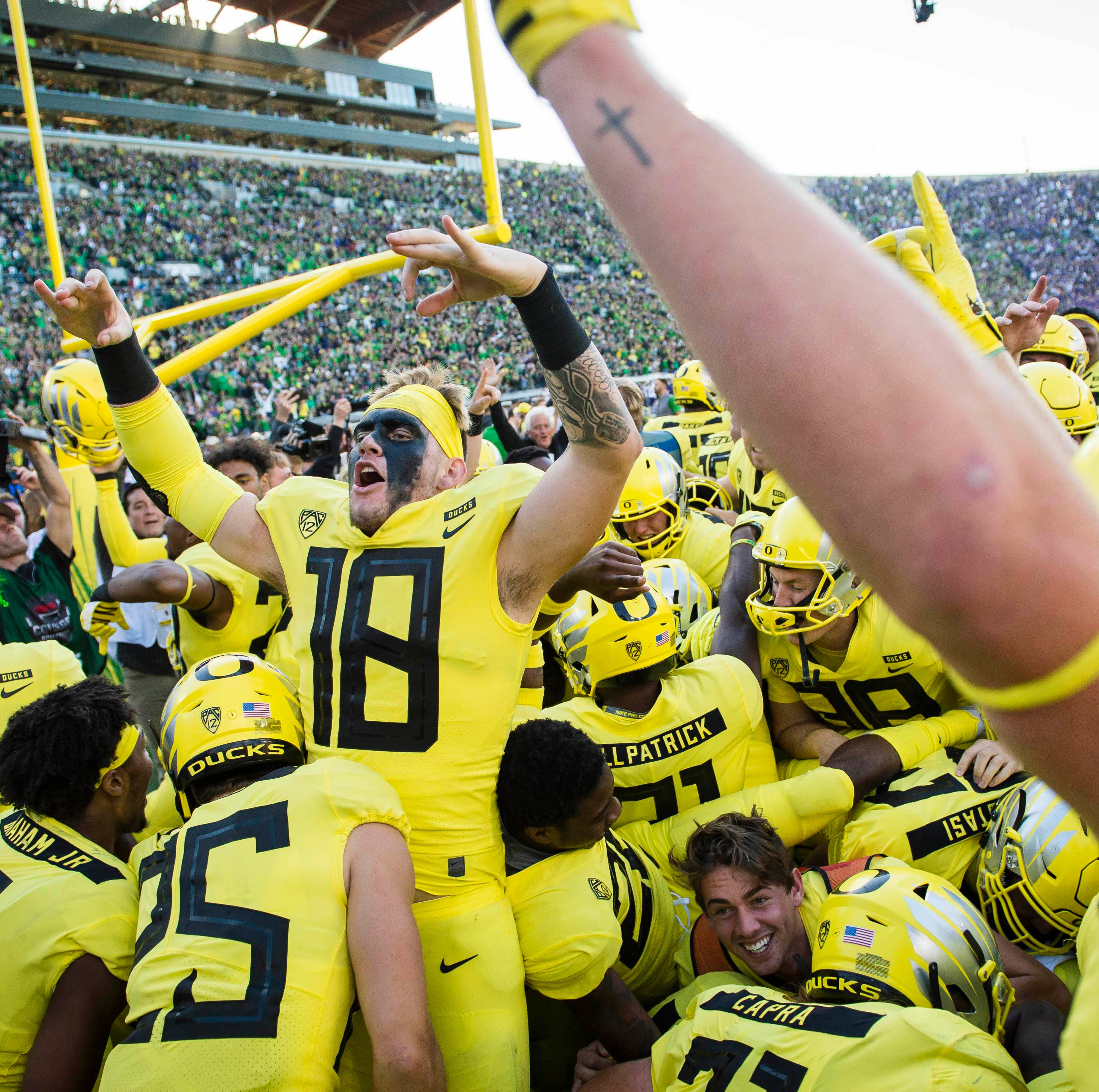 Oregon Ducks: Beating the Washington Huskies was a program-changing moment