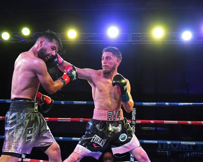 Ruben Villa IV's win over Miguel Carrizoza Oct. 13 at the Salinas Storm House proved to be his last fight in 2018. But fans won't have to wait long to see him in the ring again as his next fight is less than a month away.