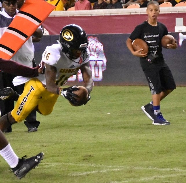 Strong third quarter leads Grambling State to win over Texas Southern