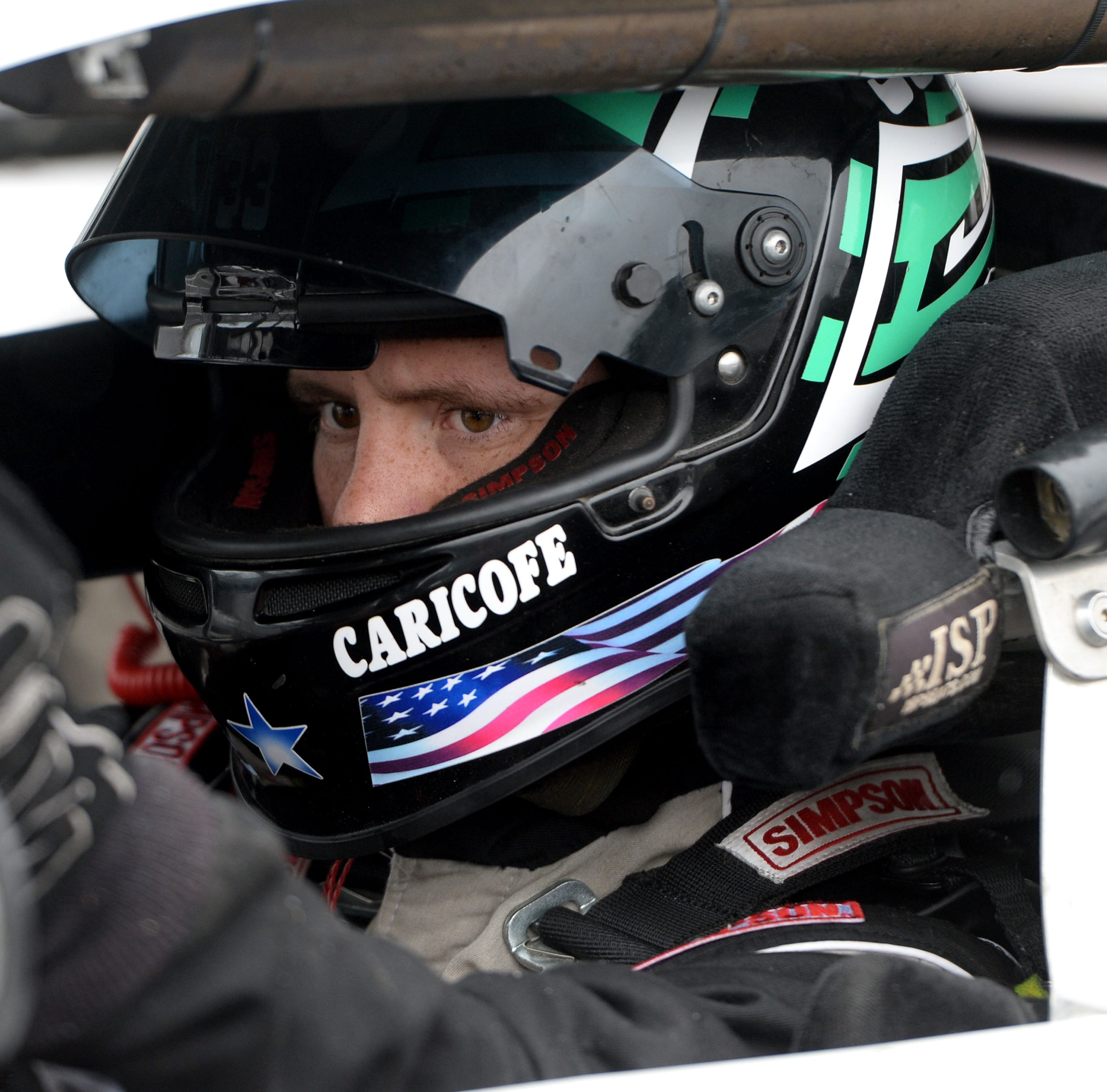 Caricofe running first season of late-model racing