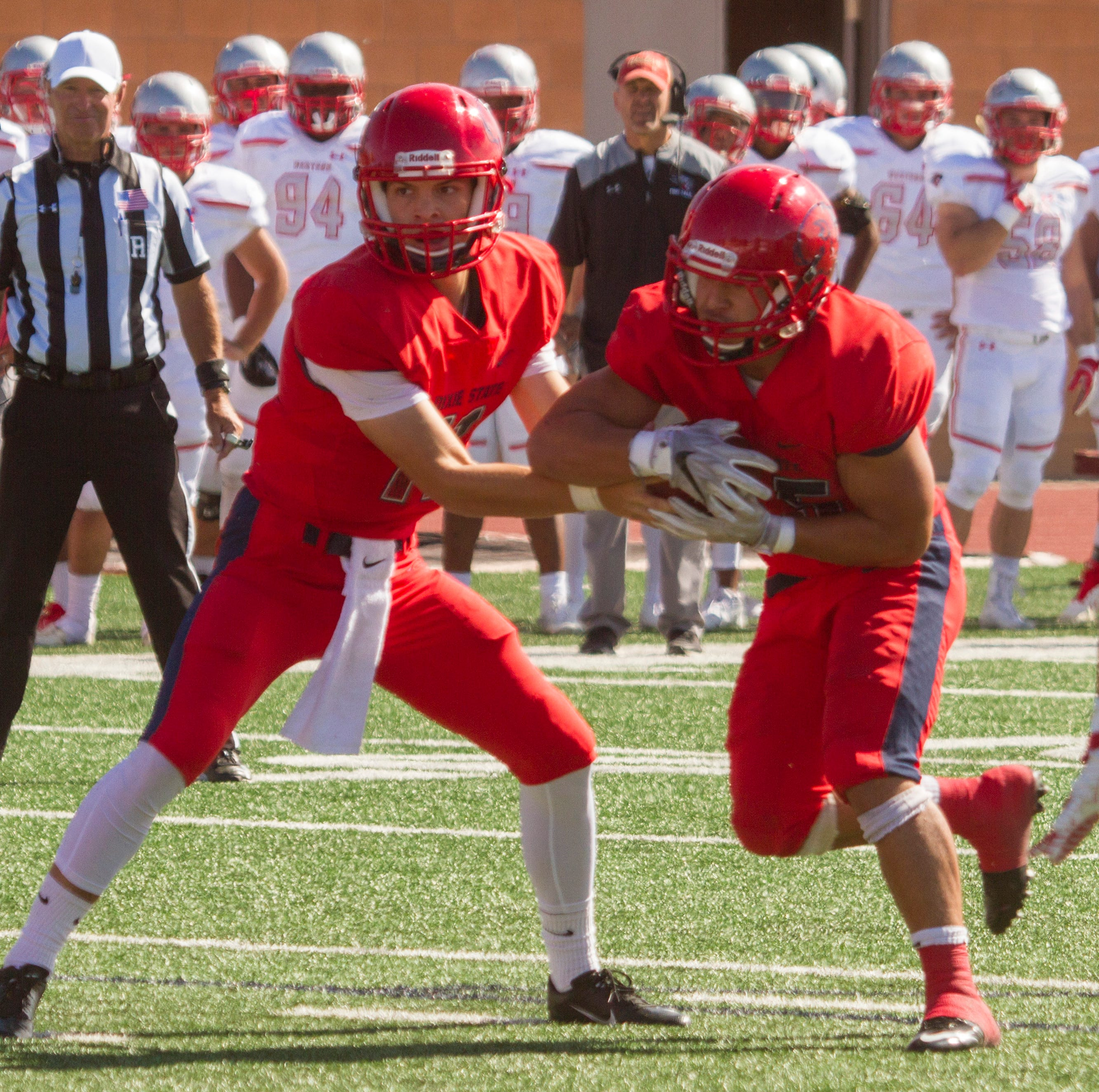 Dixie State heads out on the road to face Chadron State