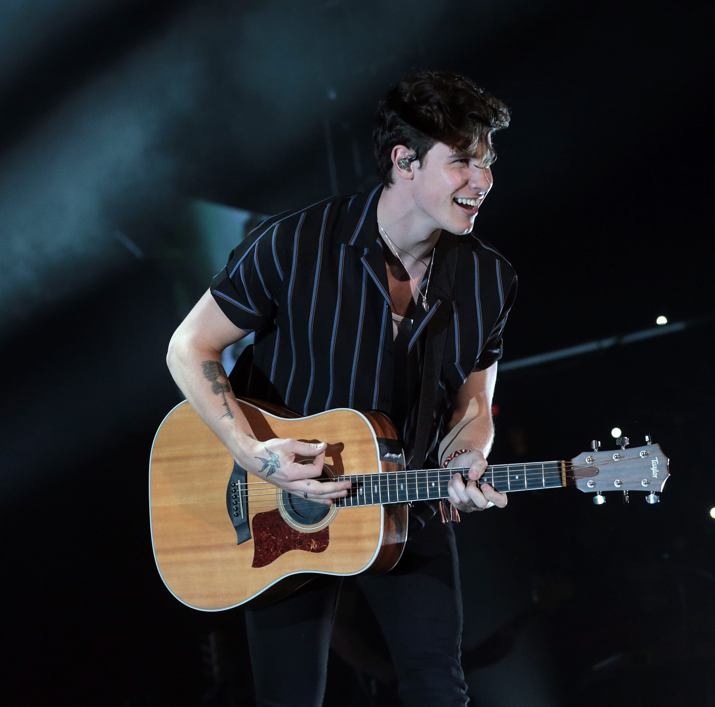 Shawn Mendes, Khalid perform together in El Paso concert at Don Haskins Center