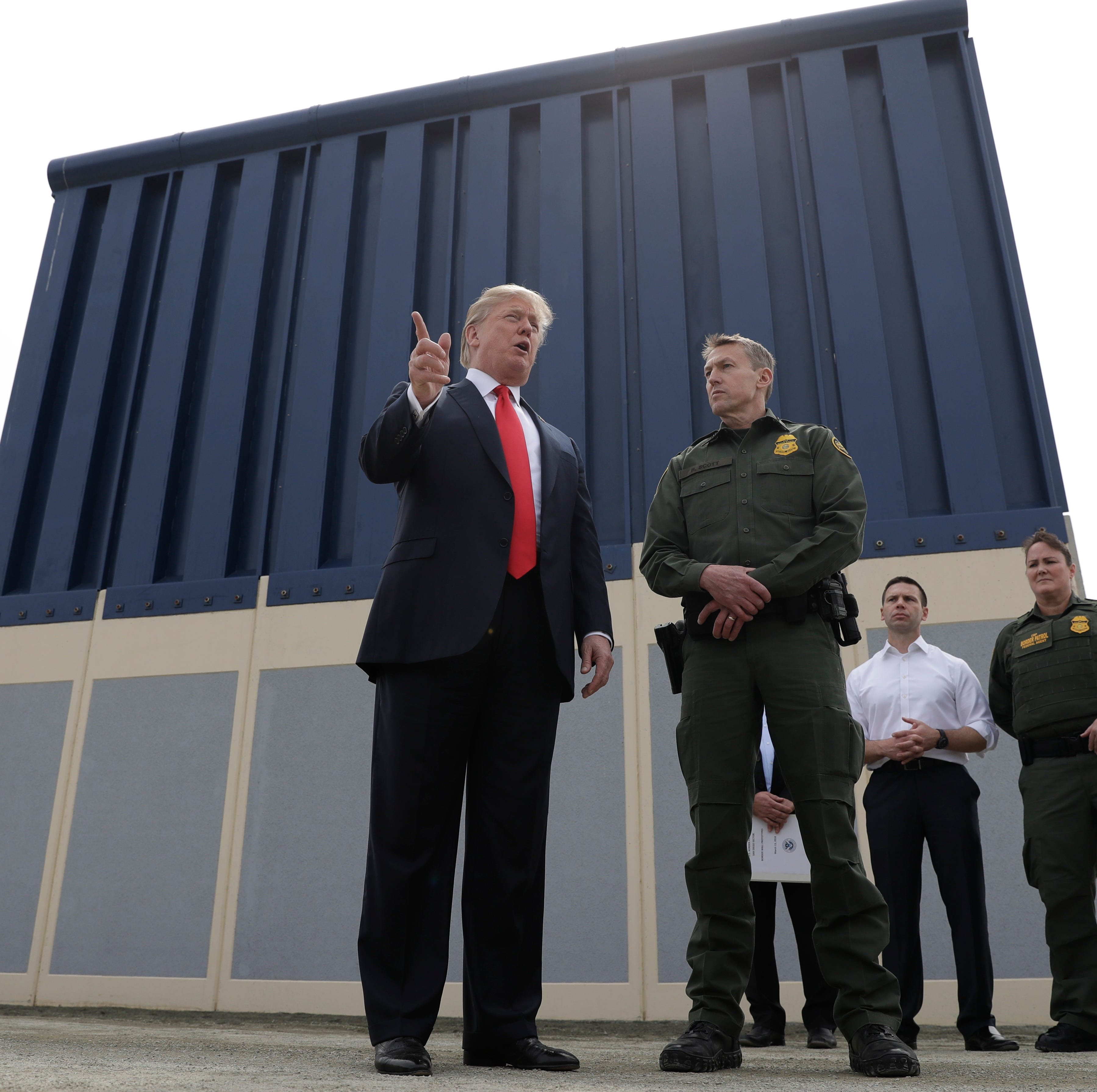 LETTER: Don't shut down government over unnecessary wall