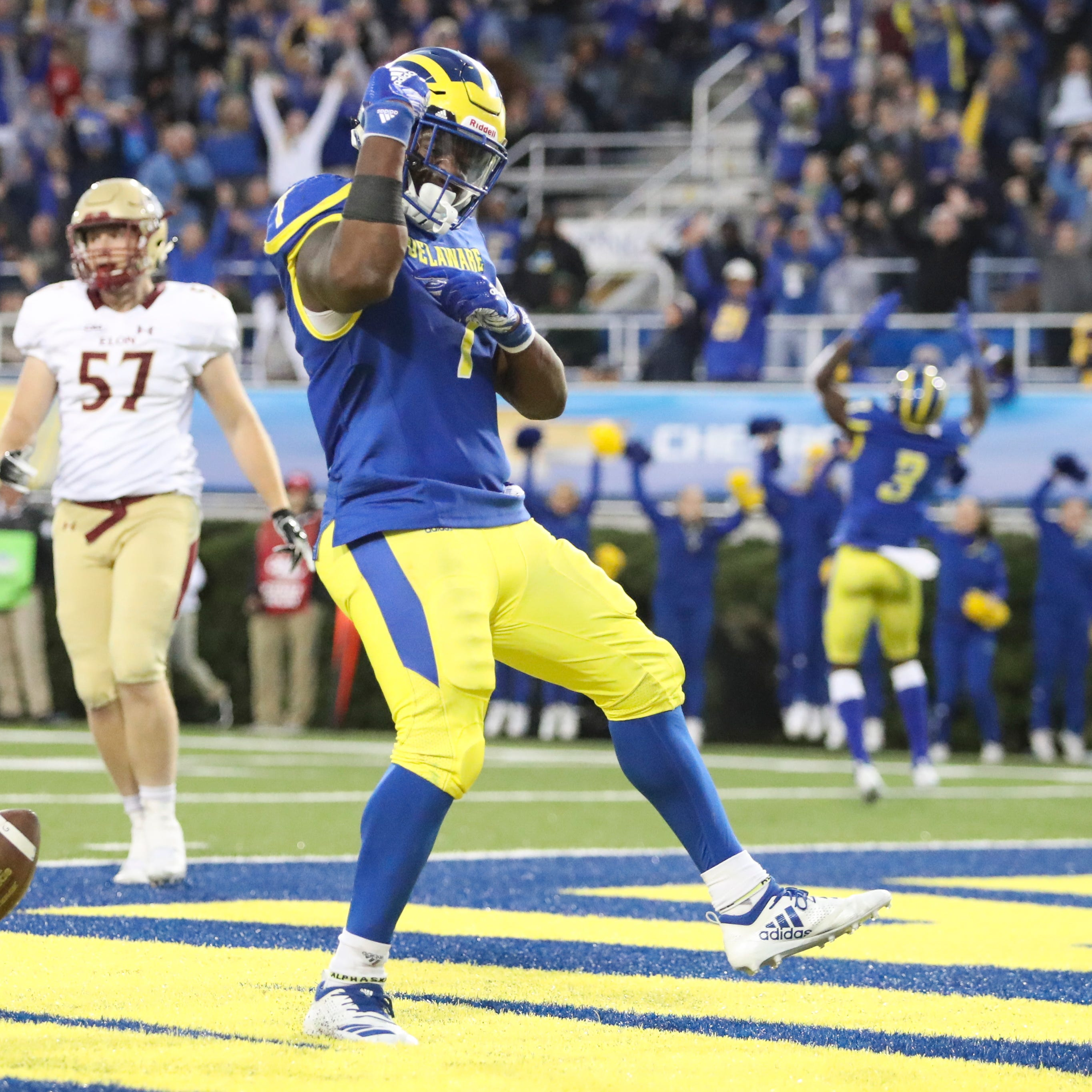 University of Delaware returns to FCS Top 25 after win over Elon