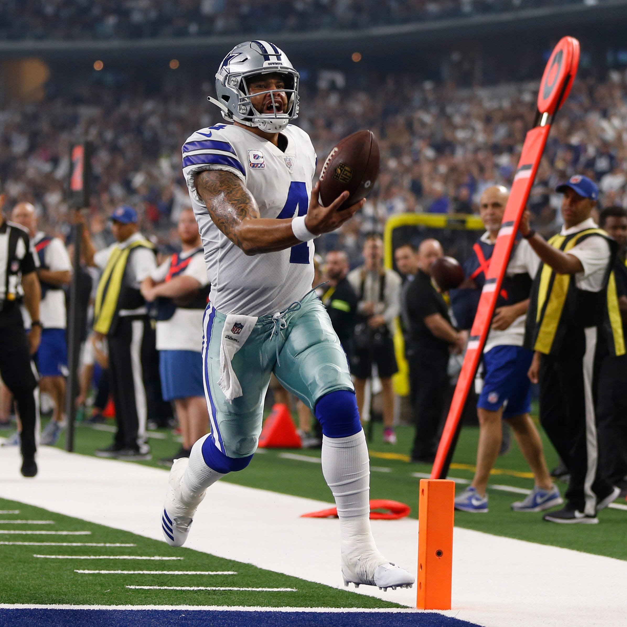 Newberry: Cowboys appear to realize they must score to find place among NFL's final four