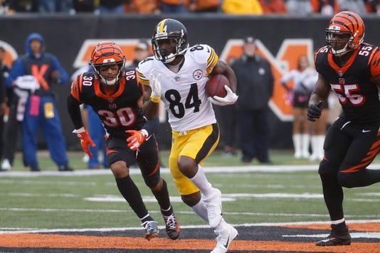 Ap Steelers Bengals Football S Fbn Usa Oh