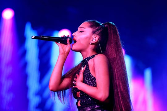 Ariana Grande did not appear at the Barbara Berlanti Heroes Gala on Saturday in Los Angeles, where she was expected to perform.