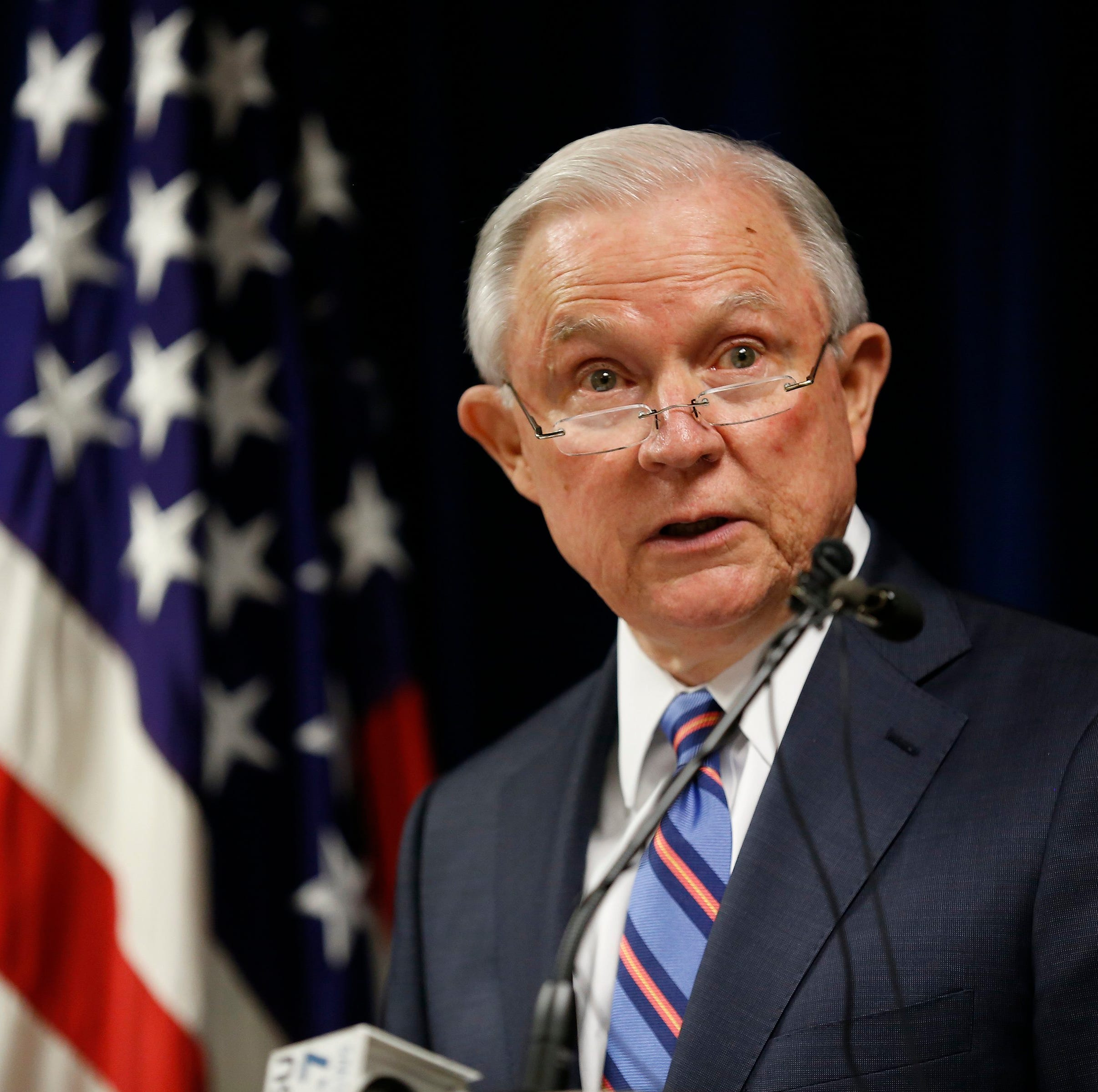 Trump Political Protection Plan: Replace Jeff Sessions with a Robert Mueller saboteur.