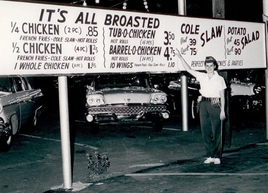 Historically, restaurants let their guests know their chicken was Broasted.