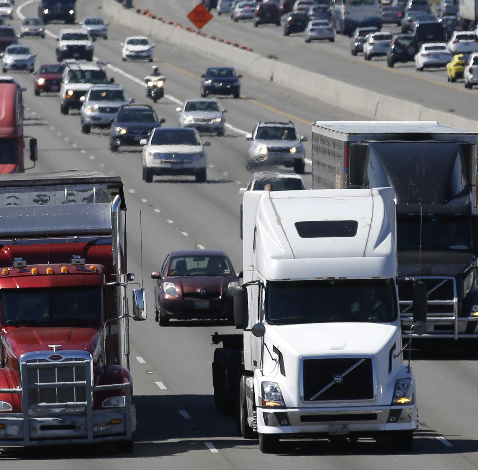 Trucker concerns: Those who drive for living oppose I-41 speed limit reduction