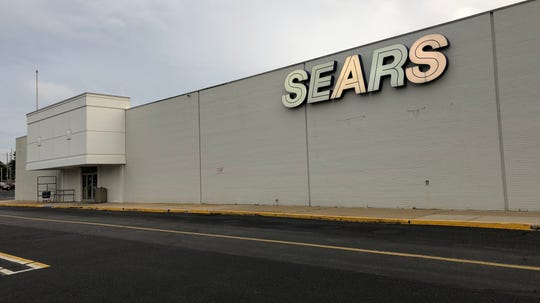 Sears in Middletown is closing as part of the company's Chapter 11 bankruptcy proceeding.