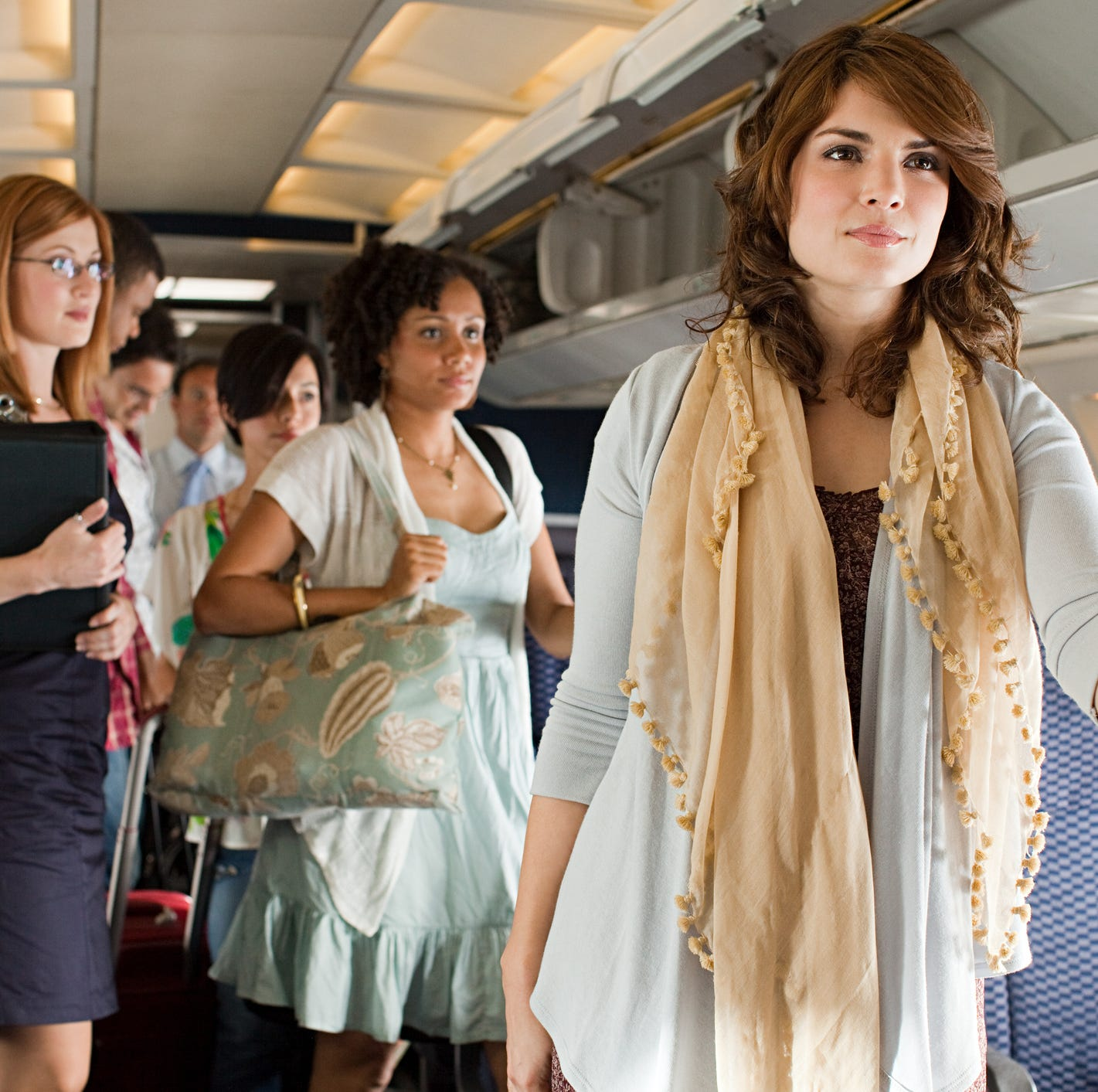 Tips to make air travel easier and more comfortable