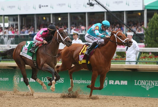 Horse Racing Kentucky Oaks