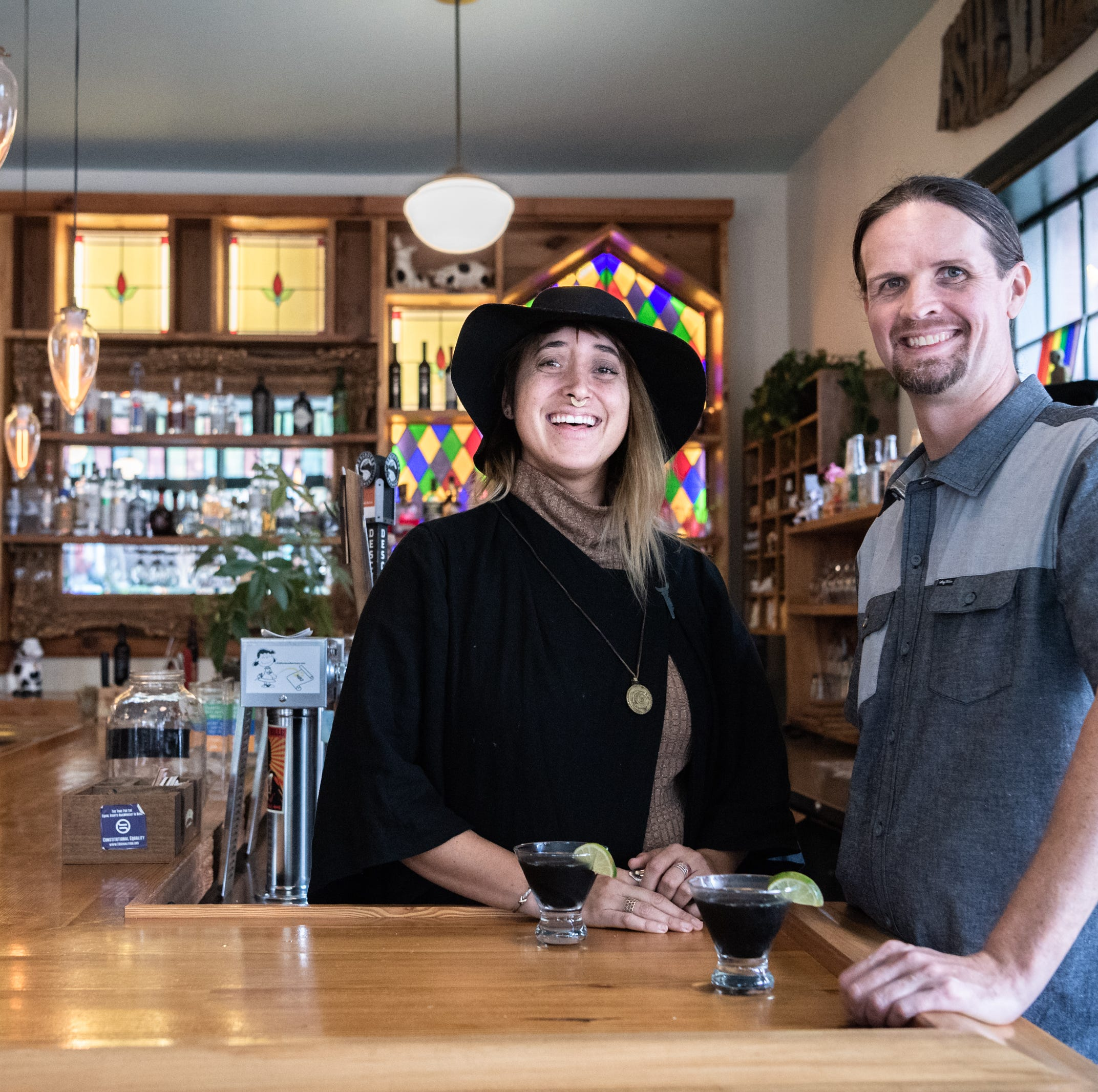 Forthcoming West Asheville CBD dispensary adds to booze-free 'third places'