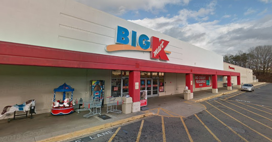 Kmart on Patton Avenue is closing under Sears Holdings' Chapter 11 bankruptcy.