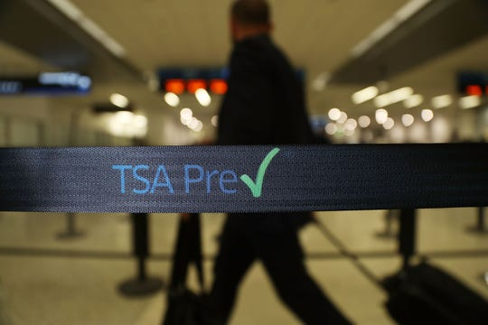 Asheville Regional Airport now has a TSA Precheck line in place. The program allows travelers to go through a pre-screening that greatly expedites security checks at airports.