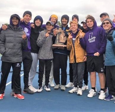 Regionals: Lakeview tennis, Marshall golf advance to state tournament