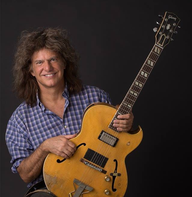 For Pat Metheny, the playin's the thing