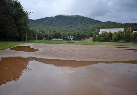 001 Owen High School 5k Softball Field Image Underwater
