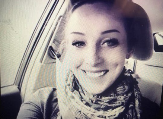 Madelyn Ellen Linsenmeir of Burlington died Oct. 7 after struggling for years with opiate addiction.