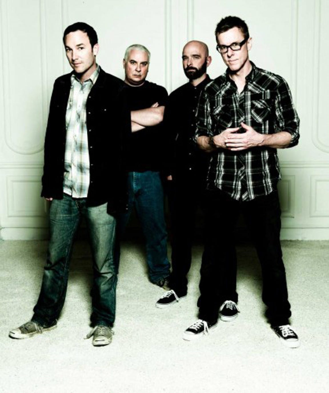 The Toadies perform Friday at Brewster Street Ice House.