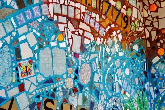 Zagar Glassboro Mosaic 2