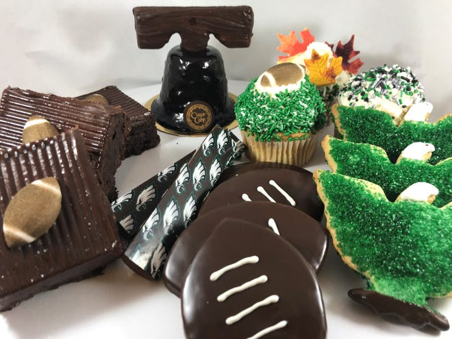 Classic Cake offers a variety of pastries and cookies to help cheer on the Philadelphia Eagles and add sweetness to your next party or tailgate.
