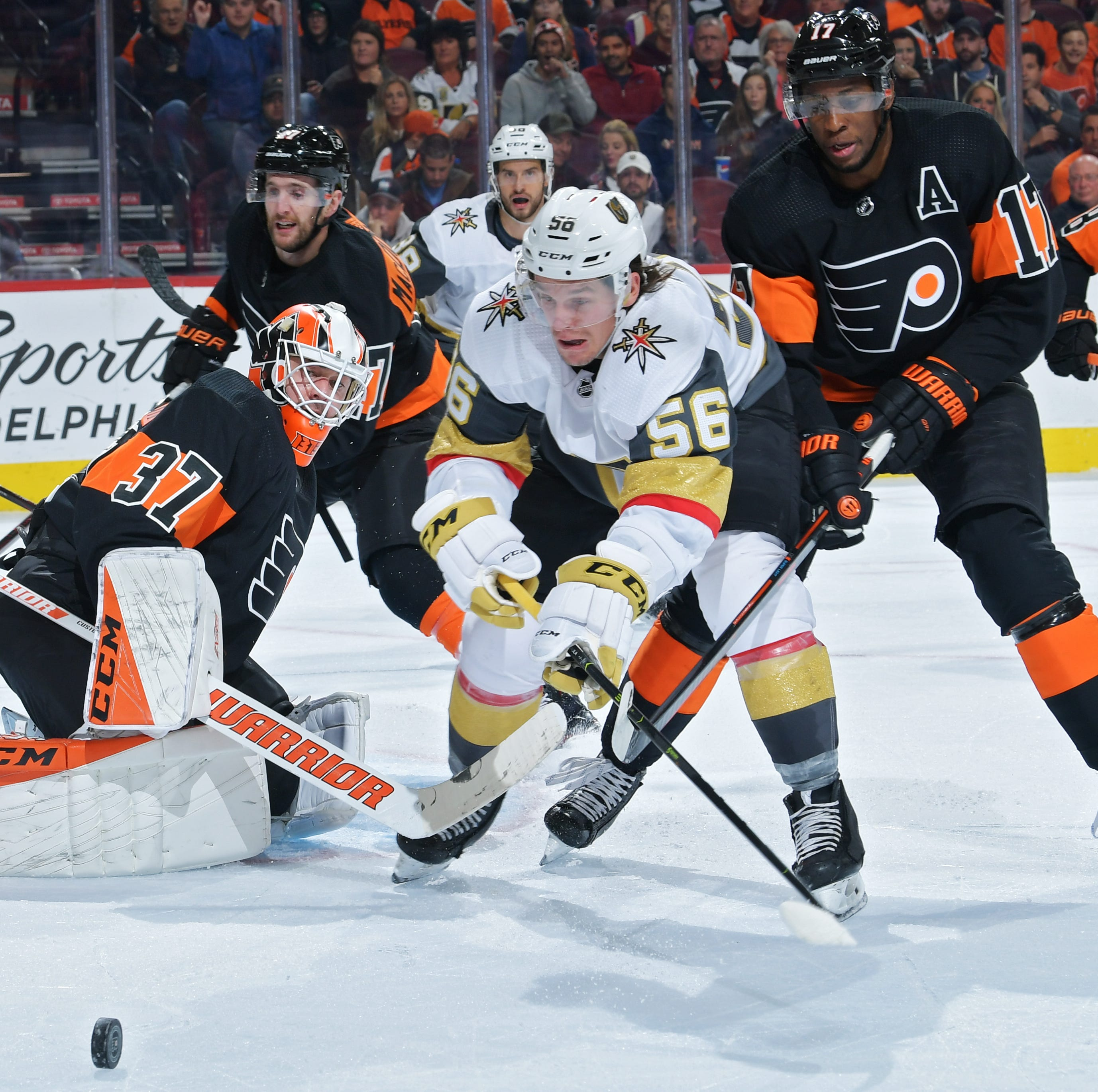 Flyers' solid defensive effort needs to translate to more