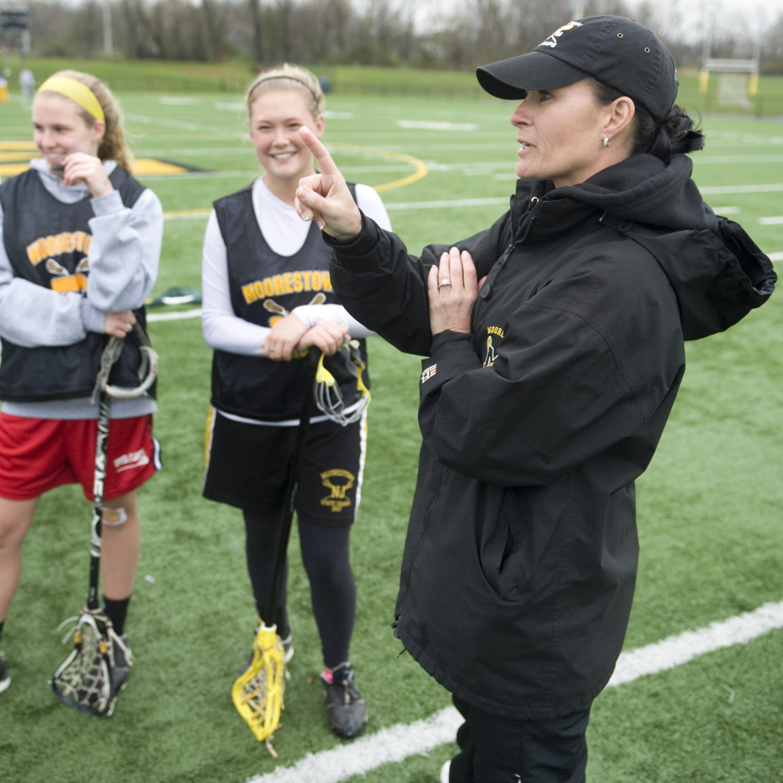Deanna Knobloch, New Jersey's winningest lacrosse coach, steps down at Moorestown