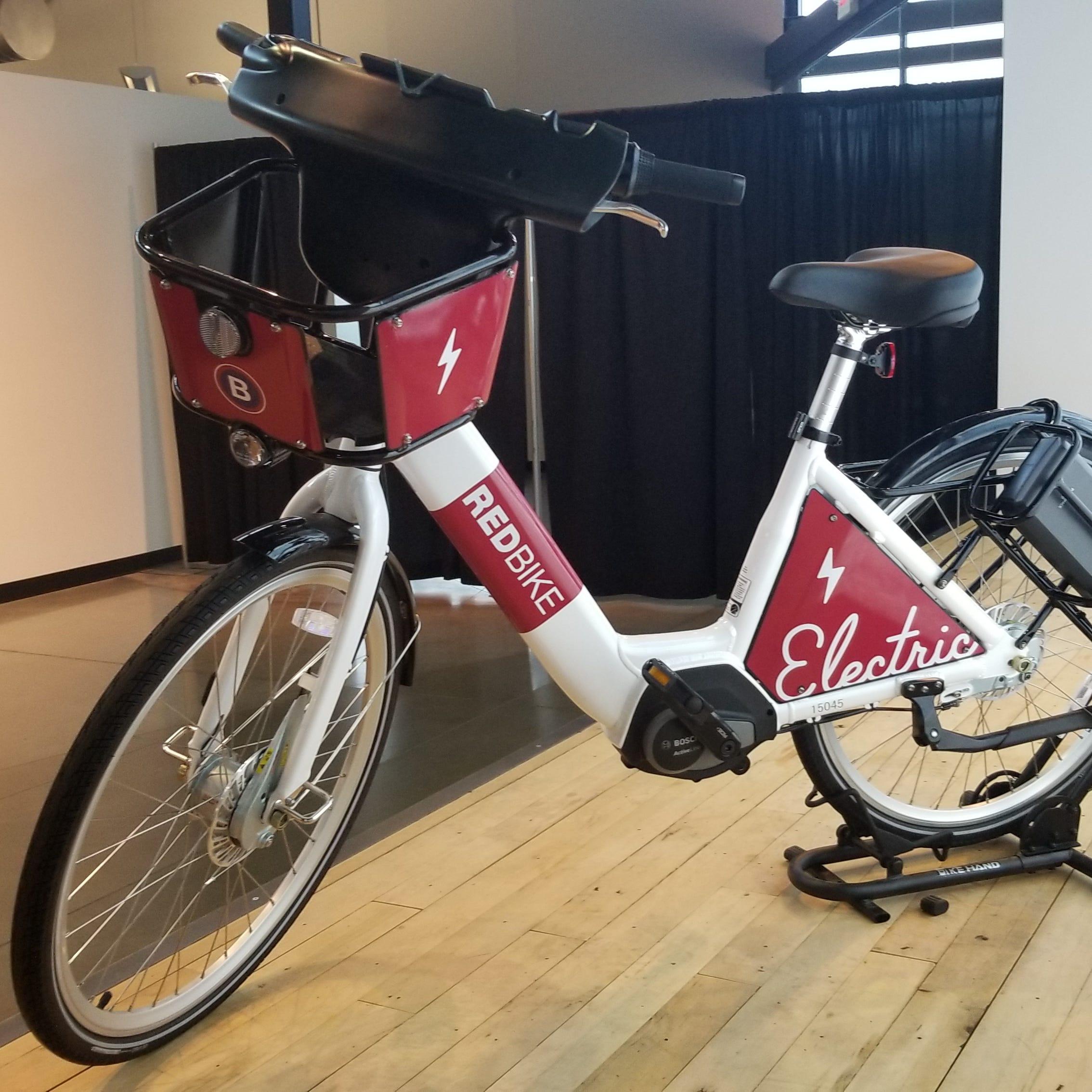 Cincinnati getting electric-assist bicycles